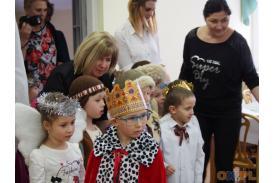Jubileuszowe Jasełka dla babć i dziadków