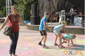 Festiwal kolorów w Górkach Wielkich