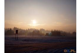 Różne oblicza zimy na Śląsku Cieszyńskim