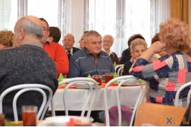 Spotkanie opłatkowe dla seniorów w Pogórzu
