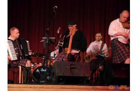 Zielona Wyspa w Cieszynie - koncert \''Stonehenge\''