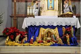 Szopki Betlejemskie w kościołach Cieszyna 26.12.2017
