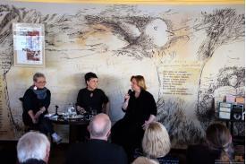 Spotkanie z pisarkami Olgą Tokarczuk i Renatą Putzlacher
