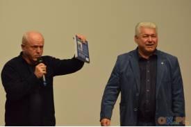 \''W drodze\'' -  prelekcja Mieczysława Bieńka \''Hajera\''