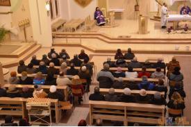 O grzechu na Mszy św. o uzdrowienie w Pogórzu