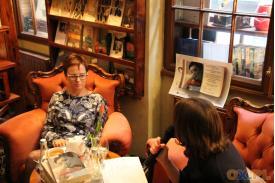 Spotkanie autorskie z Ingą Iwasiów