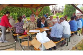 Spotkanie sympatyków Zarządu XVIII Oddziału ZPS...