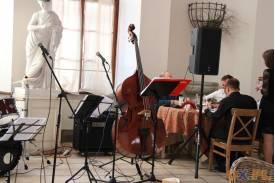 Koncert formacji jazzowej  \''Jazz Dinos\''