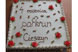 4. rocznica Parkrun