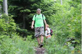 Wycieczka Koła PTTK Skoczów - Góry Choczańskie - Słowacja