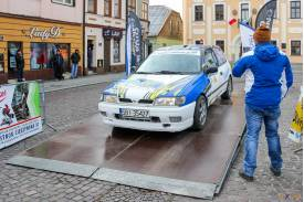 Rajdowy Puchar Śląska - I Runda