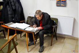 Rylcem Andrzeja Buchańca