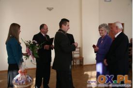 Jubileusz 50-cio i 60-cio lecia pożycia małżeńskiego