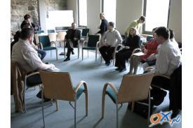 Czwarte spotkanie w Klubie Przedsiębiorcy