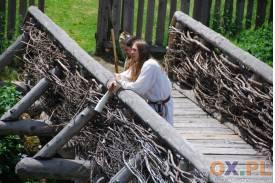 Średniowieczne grodzisko w Kocobędzu