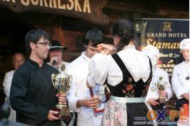Mistrzostwa w podawaniu baraniny w Ustroniu