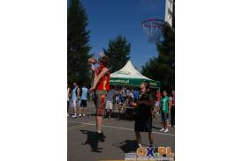 Turniej koszykówki ulicznej - BETON 2008