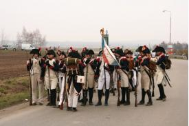 Obchody 201 rocznicy bitwy pod Austerlitz-Czechy