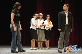 Bomont School w Cieszynie - otwarcie trówły