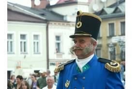Cesarz Franciszek Józef I w Skoczowie!