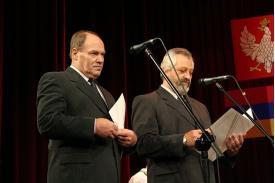 Wręczenie Laurów Srebrnej i Honorowej Złotej Cieszynianki
