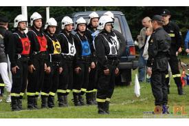 Zawody Ochotniczych Straży Pożarnych- Cieszyn