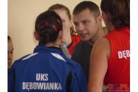 UKS Dębowianka Dębowiec - MOSM Tychy