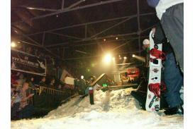 Indor Open Snowboard