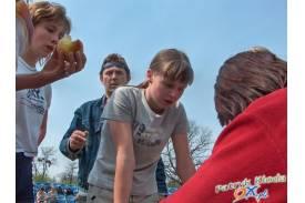 Zmagania gimnazjalistów w dwuboju w Skoczowie