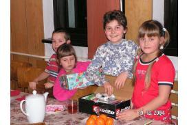 Paczki dla dzieci - Skoczów