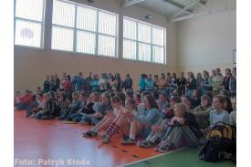 Dzień Kobiet w Gimnazjum w Goleszowie