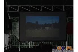Festiwal filmów pod gołym niebem