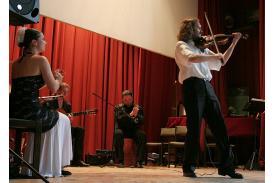 Koncert  flamenco w Cieszynie