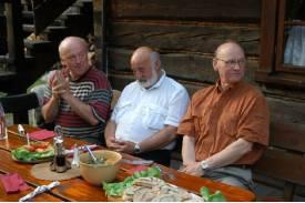 60 lat Andrzeja Georga i zasianie lnu