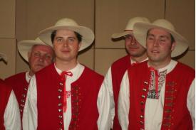 Zespół \'\'Gorol\'\' w Skoczowie