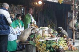 Obchody św. Huberta w Zebrzydowicach