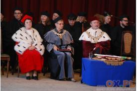 Inauguracja roku akademickiego na UŚ w Cieszynie