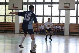 Turniej o Puchar Komendanta - piątek