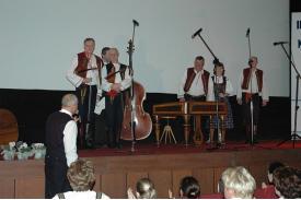 III Przegląd Kapel Karpackich w Cieszynie