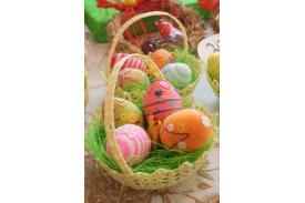 Kiermasz Świąteczno-Wielkanocny w Łączce