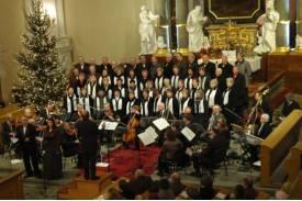 Koncert Noworoczny w kościele Jezusowym