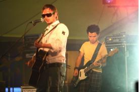 Koncert zespołu NEGATYW w Cieszynie
