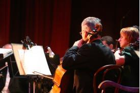 Koncert Noworoczny - \'\'Orient Express - stacja Cieszyn\'\'