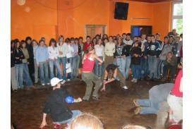 Koncert profilaktyczny w Pogwizdowie