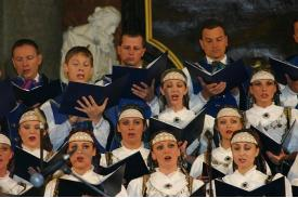 Koncert w kościele \'\'Jezusowym\'\'