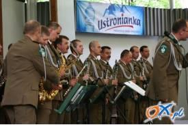 Koncert orkiestry w Ustroniu