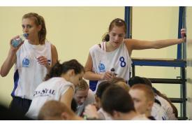 Finał rejonowy w koszykówce dziewcząt