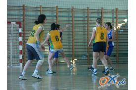 Koszykarski Finał rejonowej Licealiady
