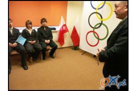 \'\'Nasi Olimpijczycy\'\' - Cieszyn