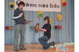 Mini Lista Przebojów w Goleszowie